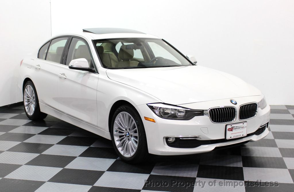 2014 BMW 3 Series CERTIFIED 328d xDRIVE Turbo Diesel AWD Luxury Line - 16762823 - 24