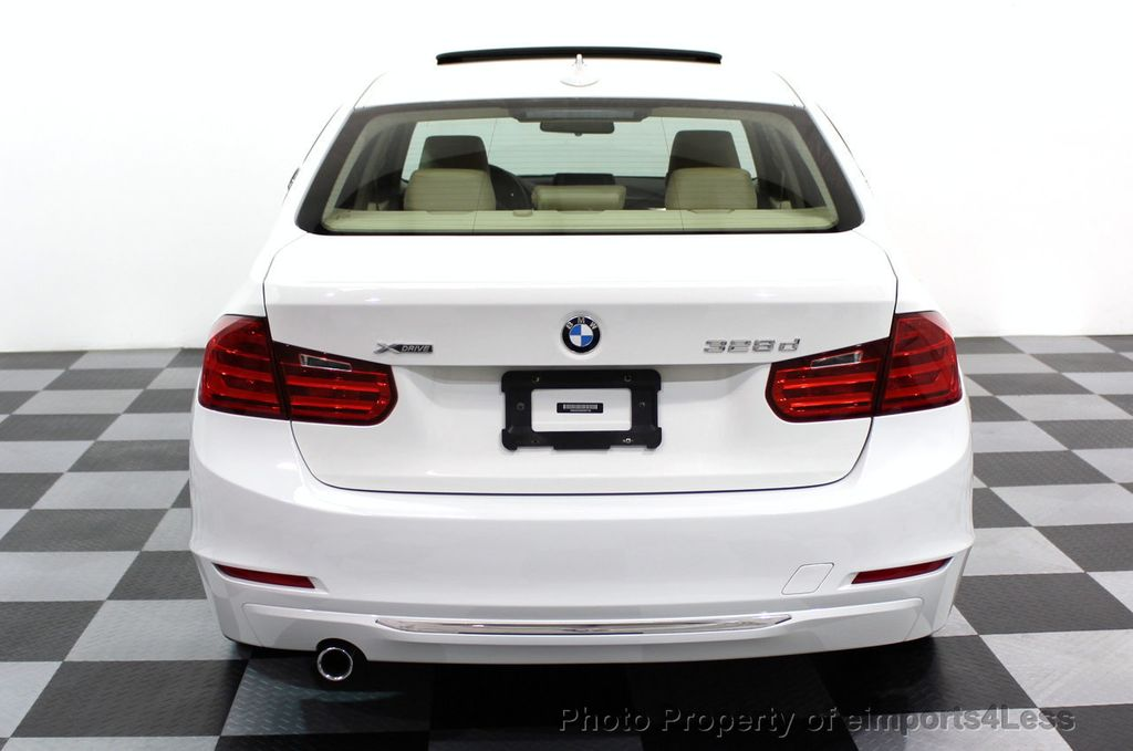 2014 BMW 3 Series CERTIFIED 328d xDRIVE Turbo Diesel AWD Luxury Line - 16762823 - 26