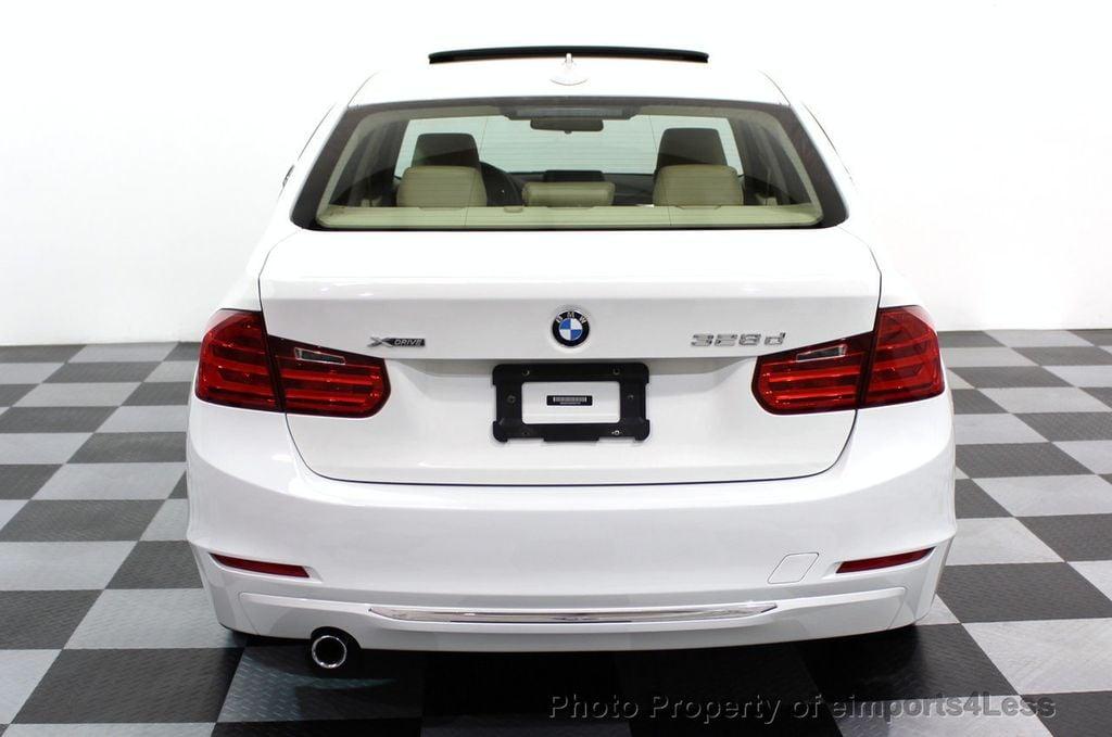 2014 BMW 3 Series CERTIFIED 328d xDRIVE Turbo Diesel AWD Luxury Line - 16762823 - 26