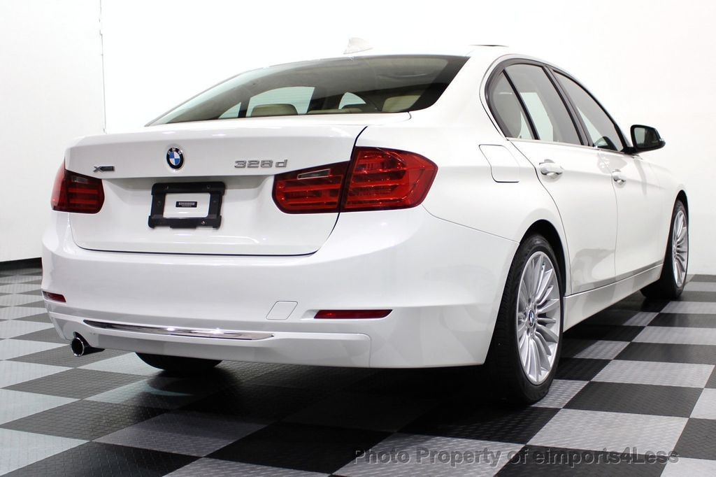 2014 BMW 3 Series CERTIFIED 328d xDRIVE Turbo Diesel AWD Luxury Line - 16762823 - 27