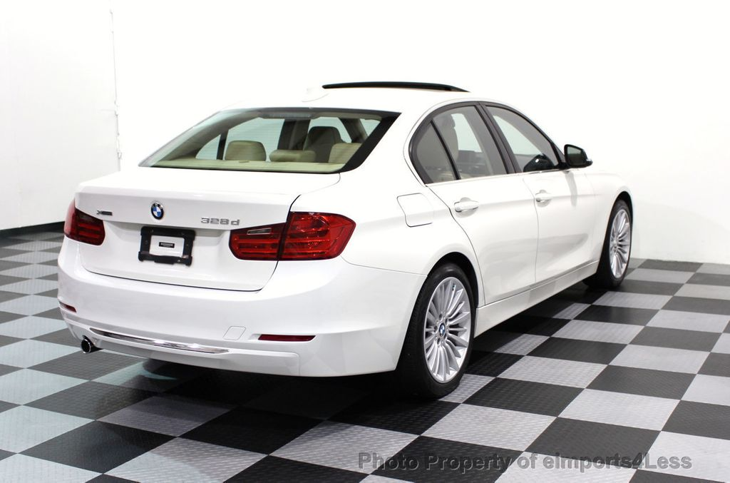 2014 BMW 3 Series CERTIFIED 328d xDRIVE Turbo Diesel AWD Luxury Line - 16762823 - 3