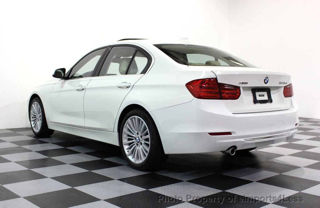2014 BMW 3 Series CERTIFIED 328d xDRIVE Turbo Diesel AWD Luxury Line - 16762823 - 40