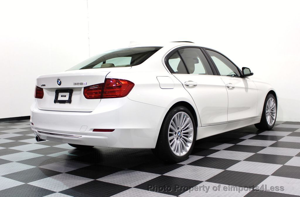 2014 BMW 3 Series CERTIFIED 328d xDRIVE Turbo Diesel AWD Luxury Line - 16762823 - 41