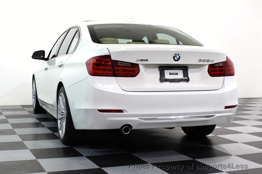 2014 BMW 3 Series CERTIFIED 328d xDRIVE Turbo Diesel AWD Luxury Line - 16762823 - 42