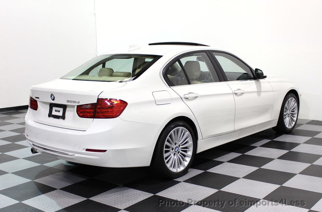 2014 BMW 3 Series CERTIFIED 328d xDRIVE Turbo Diesel AWD Luxury Line - 16762823 - 43
