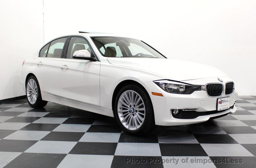 2014 BMW 3 Series CERTIFIED 328d xDRIVE Turbo Diesel AWD Luxury Line - 16762823 - 45