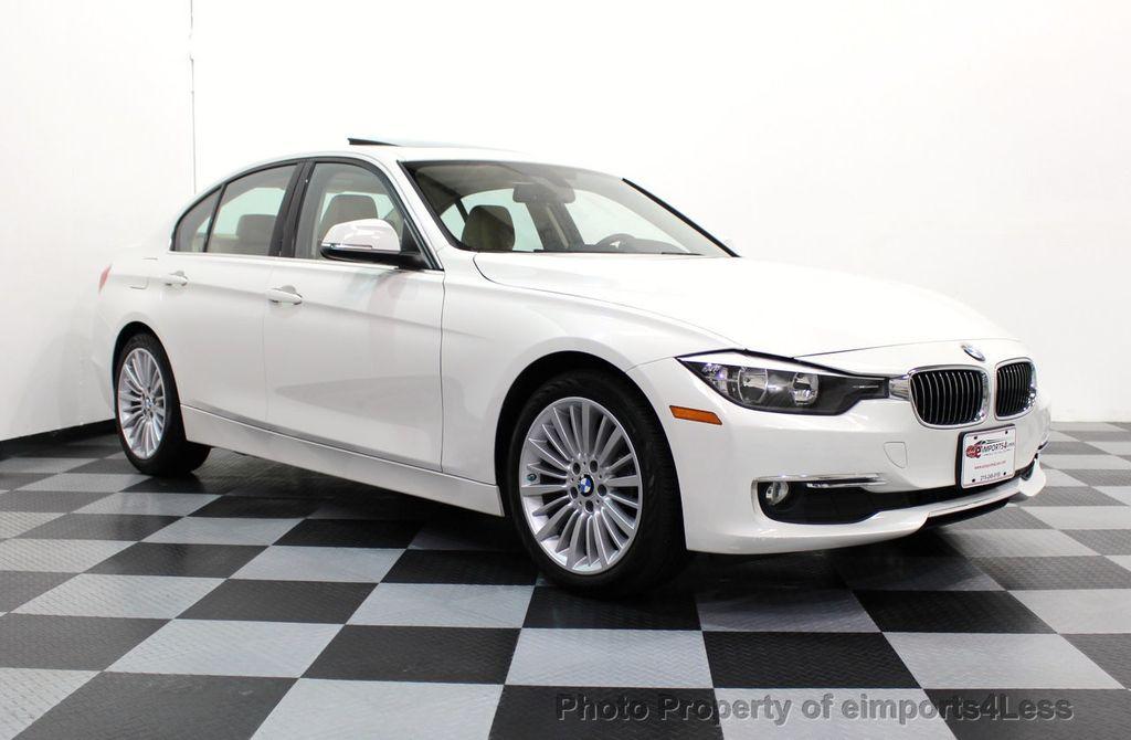 2014 BMW 3 Series CERTIFIED 328d xDRIVE Turbo Diesel AWD Luxury Line - 16762823 - 45