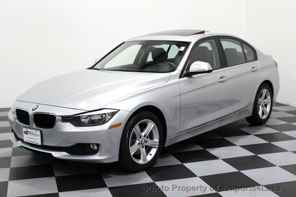 2014 BMW 3 Series CERTIFIED 328d xDRIVE Turbo Diesel AWD NAVIGATION - 16763268 - 0