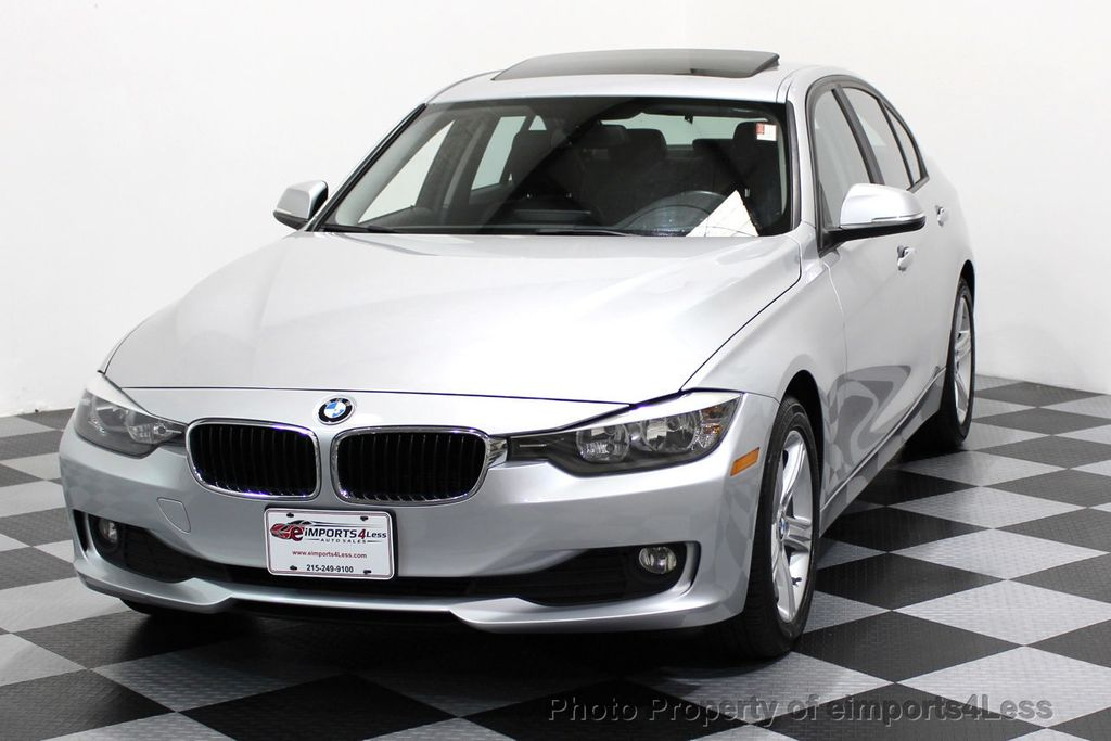 2014 BMW 3 Series CERTIFIED 328d xDRIVE Turbo Diesel AWD NAVIGATION - 16763268 - 12