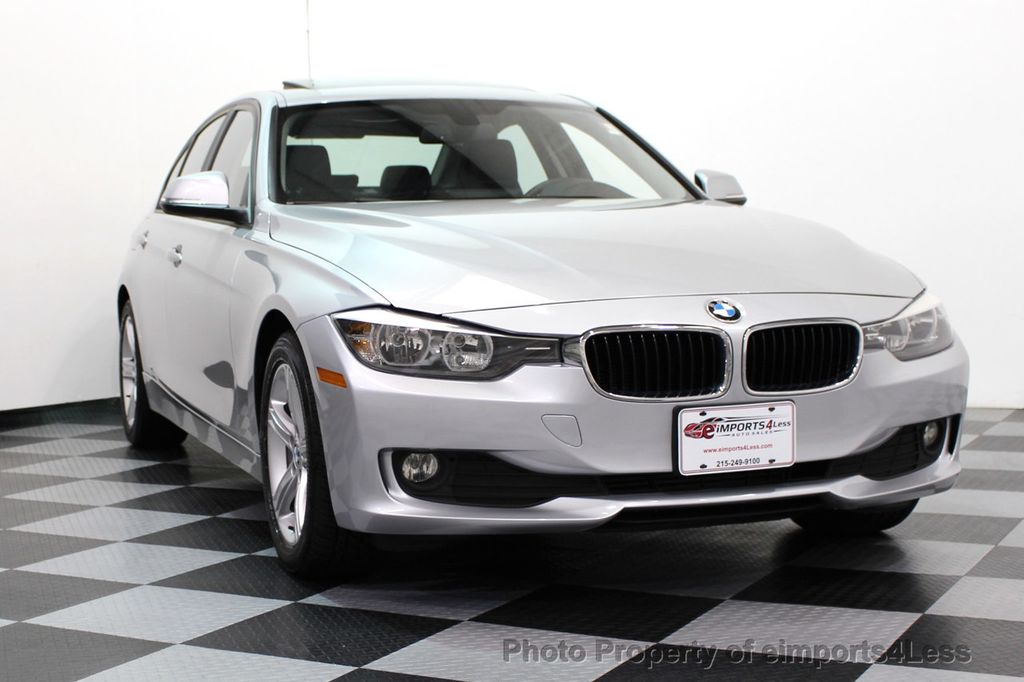 2014 BMW 3 Series CERTIFIED 328d xDRIVE Turbo Diesel AWD NAVIGATION - 16763268 - 13