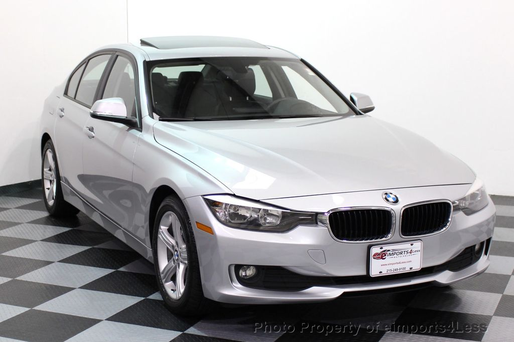 2014 BMW 3 Series CERTIFIED 328d xDRIVE Turbo Diesel AWD NAVIGATION - 16763268 - 1