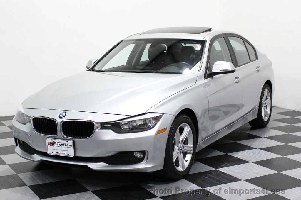 2014 BMW 3 Series CERTIFIED 328d xDRIVE Turbo Diesel AWD NAVIGATION - 16763268 - 27