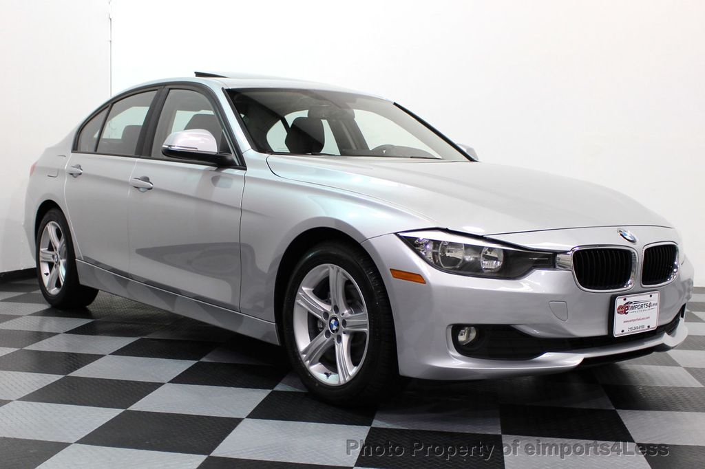 2014 BMW 3 Series CERTIFIED 328d xDRIVE Turbo Diesel AWD NAVIGATION - 16763268 - 28