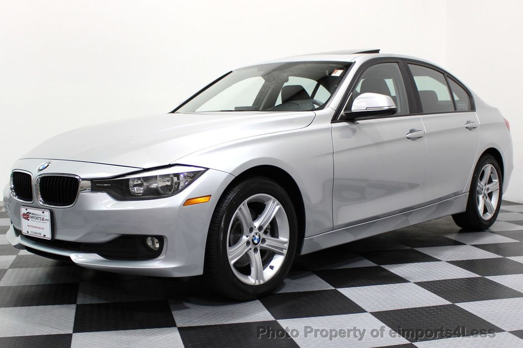 2014 BMW 3 Series CERTIFIED 328d xDRIVE Turbo Diesel AWD NAVIGATION - 16763268 - 43