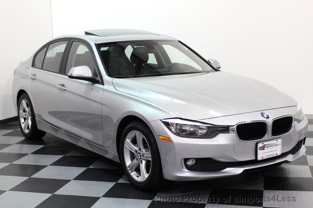 2014 BMW 3 Series CERTIFIED 328d xDRIVE Turbo Diesel AWD NAVIGATION - 16763268 - 44