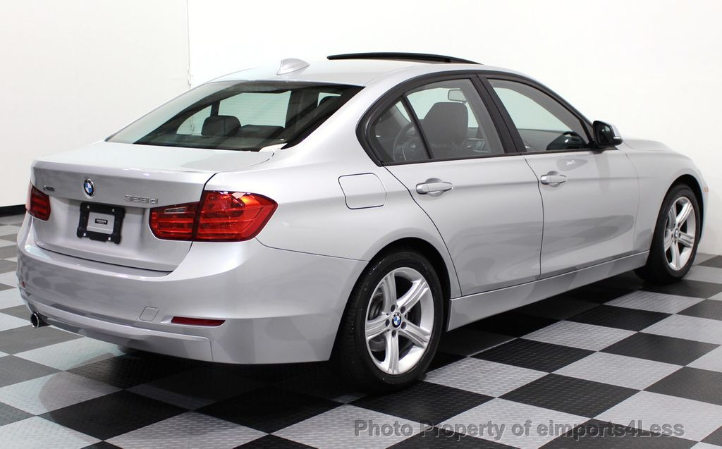 2014 BMW 3 Series CERTIFIED 328d xDRIVE Turbo Diesel AWD NAVIGATION - 16763268 - 46