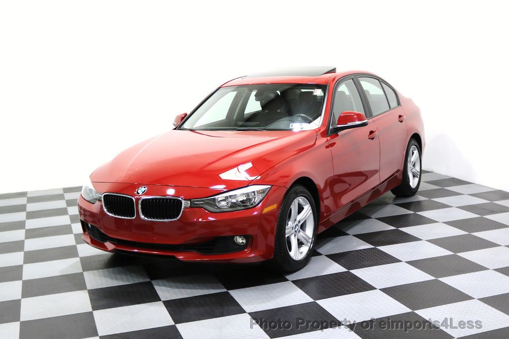 2014 BMW 3 Series CERTIFIED 328i xDRIVE AWD CAMERA NAVIGATION - 17308036 - 0
