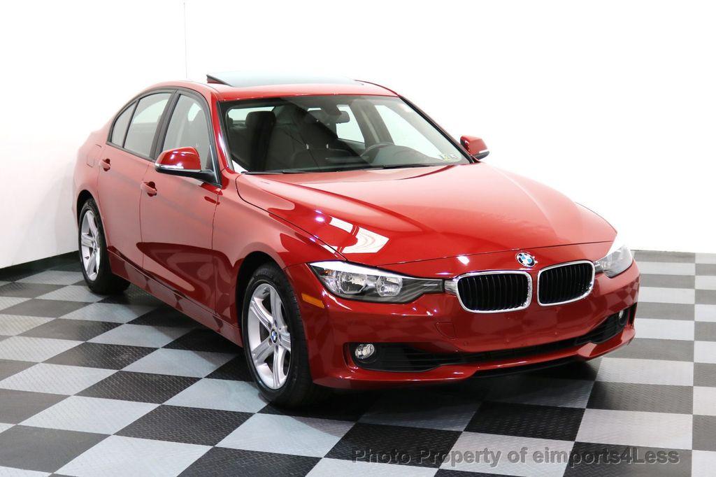 2014 BMW 3 Series CERTIFIED 328i xDRIVE AWD CAMERA NAVIGATION - 17308036 - 1