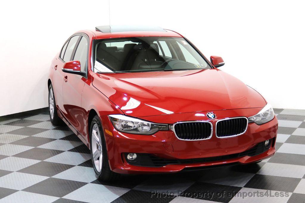 2014 BMW 3 Series CERTIFIED 328i xDRIVE AWD CAMERA NAVIGATION - 17308036 - 29