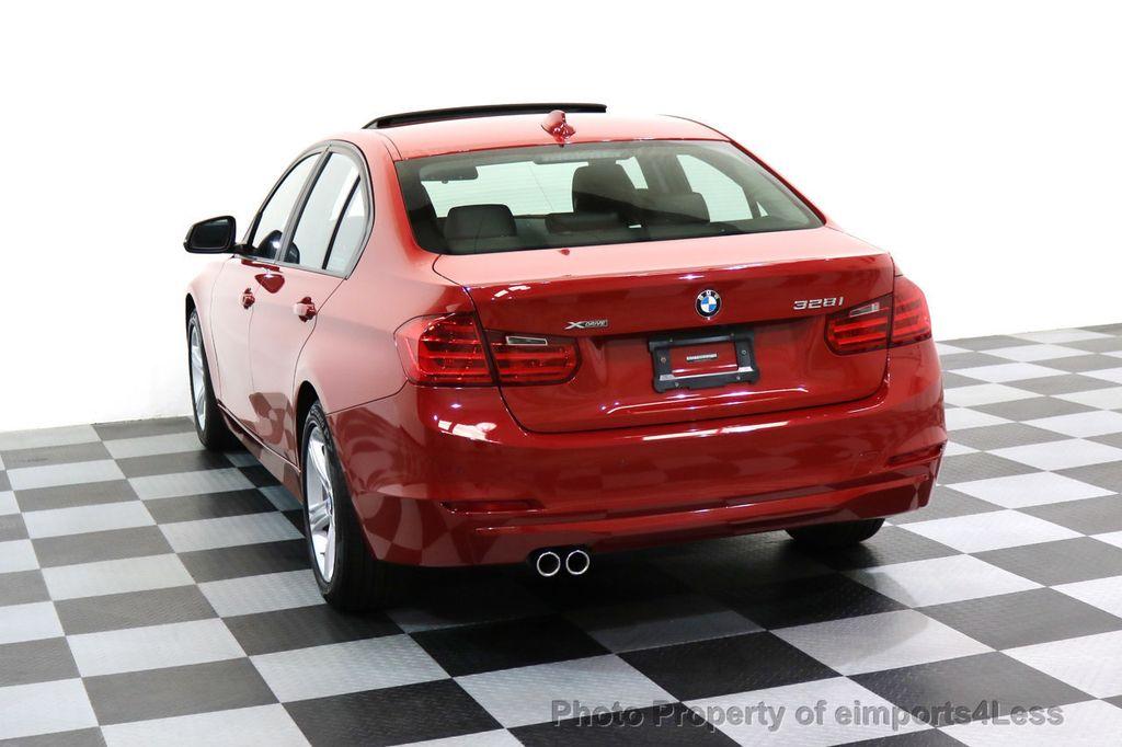 2014 BMW 3 Series CERTIFIED 328i xDRIVE AWD CAMERA NAVIGATION - 17308036 - 30