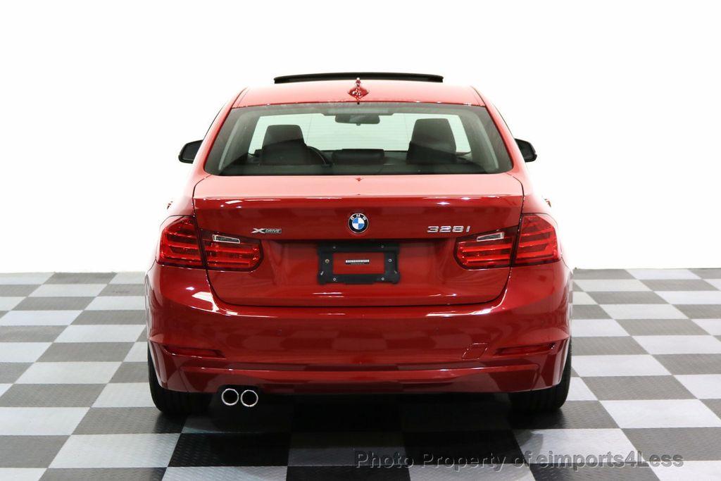 2014 BMW 3 Series CERTIFIED 328i xDRIVE AWD CAMERA NAVIGATION - 17308036 - 31