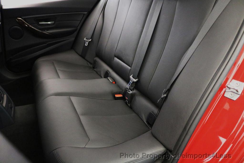2014 BMW 3 Series CERTIFIED 328i xDRIVE AWD CAMERA NAVIGATION - 17308036 - 36