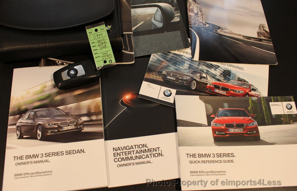 2014 BMW 3 Series CERTIFIED 328i xDRIVE AWD CAMERA NAVIGATION - 17308036 - 38