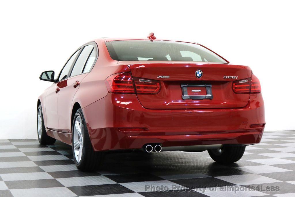 2014 BMW 3 Series CERTIFIED 328i xDRIVE AWD CAMERA NAVIGATION - 17308036 - 44