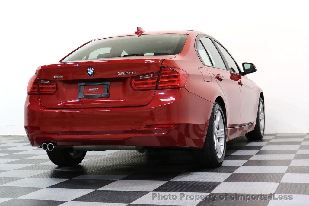 2014 BMW 3 Series CERTIFIED 328i xDRIVE AWD CAMERA NAVIGATION - 17308036 - 45