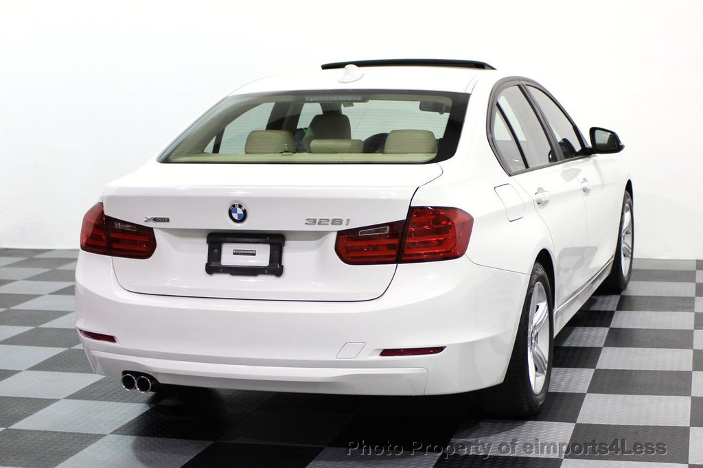 2014 BMW 3 Series CERTIFIED 328i xDRIVE AWD PREMIUM/COLD/NAV - 16876828 - 32