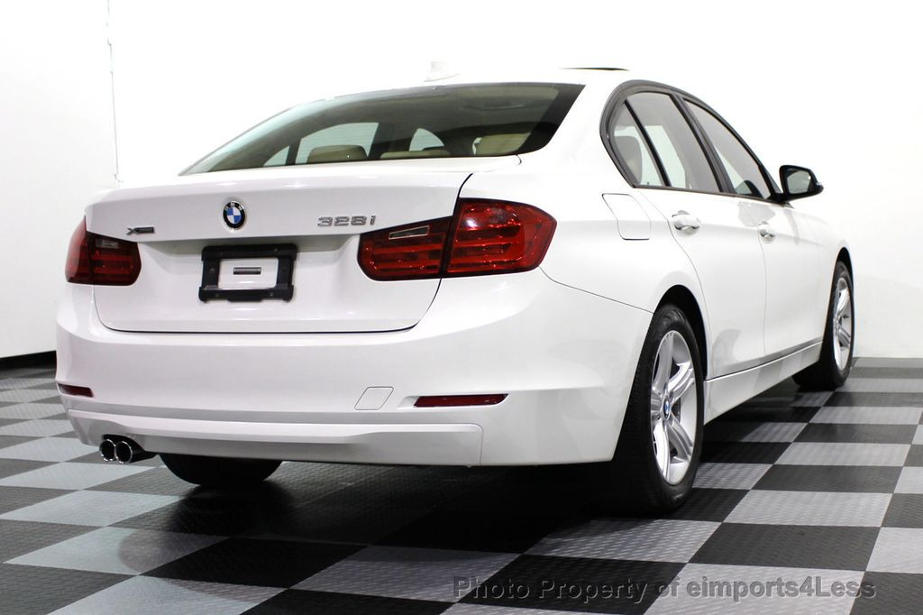 2014 BMW 3 Series CERTIFIED 328i xDRIVE AWD PREMIUM/COLD/NAV - 16876828 - 41