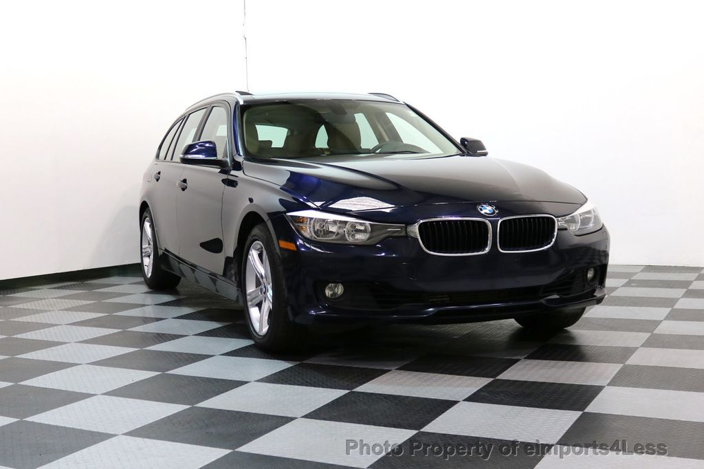 2014 BMW 3 Series CERTIFIED 328i xDRIVE AWD WAGON CAMERA NAVI - 17425263 - 15