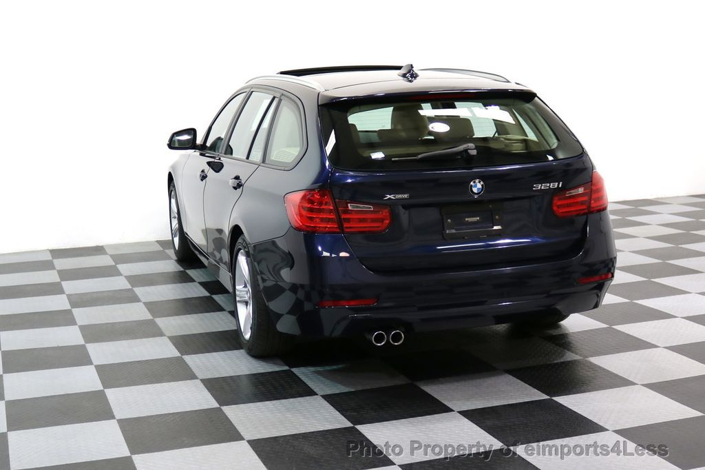 2014 BMW 3 Series CERTIFIED 328i xDRIVE AWD WAGON CAMERA NAVI - 17425263 - 16