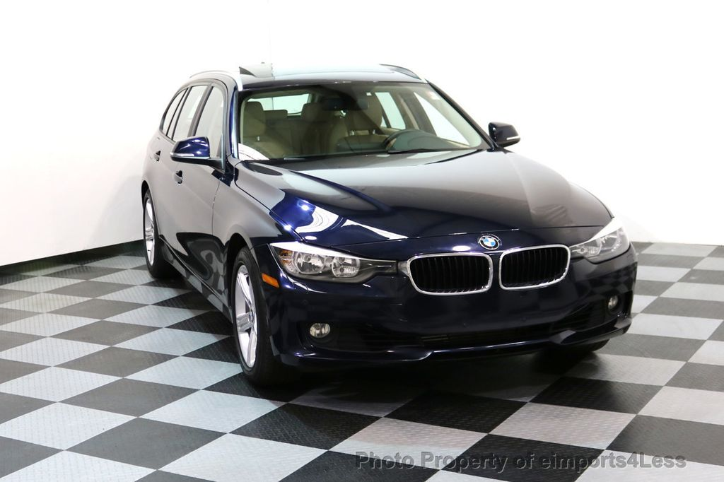 2014 BMW 3 Series CERTIFIED 328i xDRIVE AWD WAGON CAMERA NAVI - 17425263 - 27
