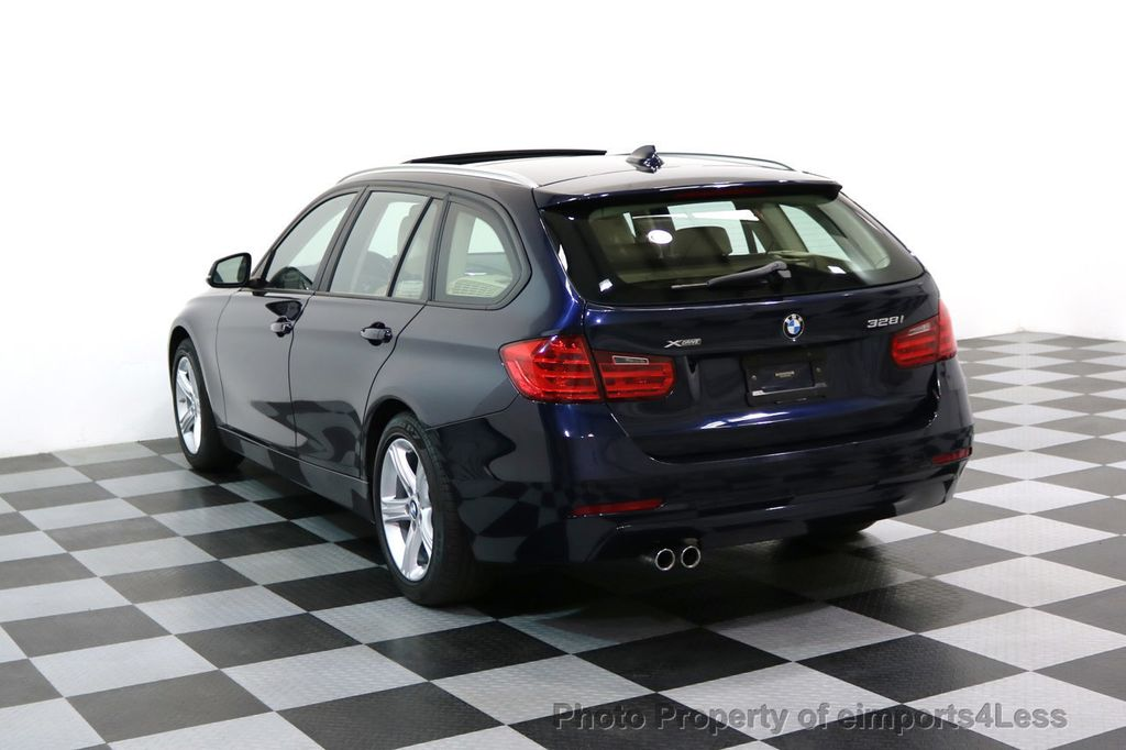 2014 BMW 3 Series CERTIFIED 328i xDRIVE AWD WAGON CAMERA NAVI - 17425263 - 28