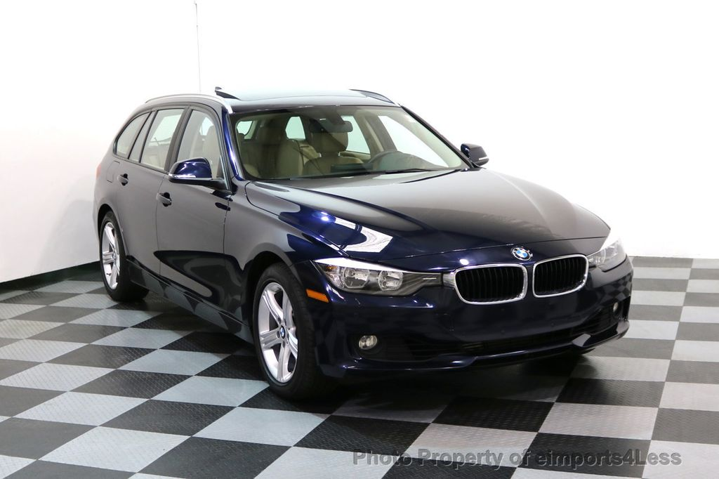 2014 BMW 3 Series CERTIFIED 328i xDRIVE AWD WAGON CAMERA NAVI - 17425263 - 43