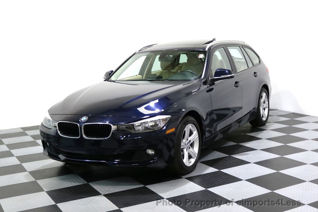 2014 BMW 3 Series CERTIFIED 328i xDRIVE AWD WAGON CAMERA NAVI - 17425263 - 45