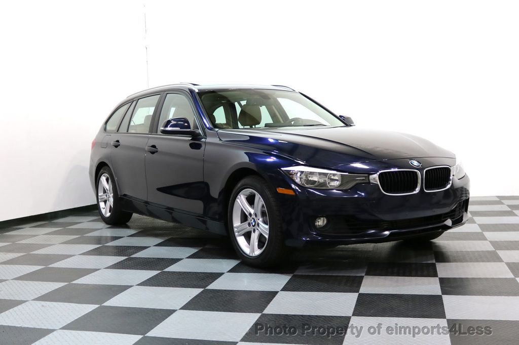 2014 BMW 3 Series CERTIFIED 328i xDRIVE AWD WAGON CAMERA NAVI - 17425263 - 48