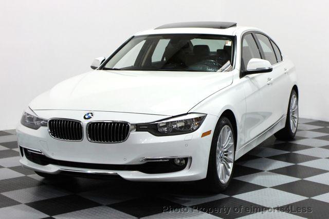 Used BMW Series CERTIFIED I XDRIVE Luxury Line AWD - 2014 bmw car