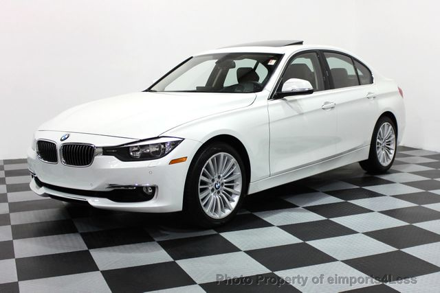 2014 Used BMW 3 Series CERTIFIED 328i xDRIVE Luxury Line AWD