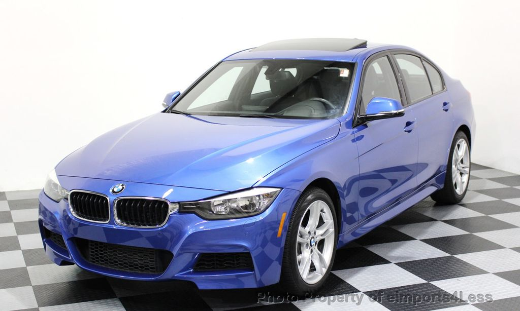 2014 BMW 3 Series CERTIFIED 328i xDRIVE M SPORT AWD CAMERA NAVIGATION - 16816487 - 13