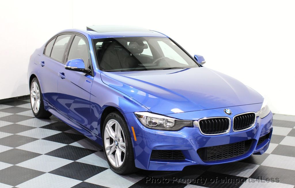 2014 BMW 3 Series CERTIFIED 328i xDRIVE M SPORT AWD CAMERA NAVIGATION - 16816487 - 1