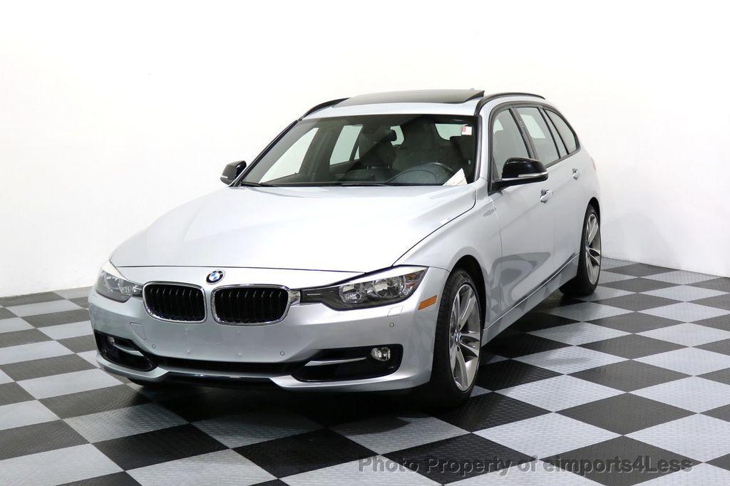 2014 BMW 3 Series CERTIFIED 328i xDRIVE Sport Line AWD CAMERA NAVIGATION - 17365427 - 0