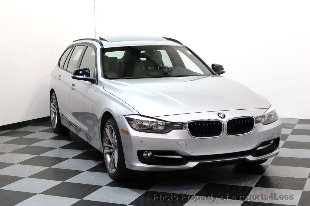 2014 BMW 3 Series CERTIFIED 328i xDRIVE Sport Line AWD CAMERA NAVIGATION - 17365427 - 1