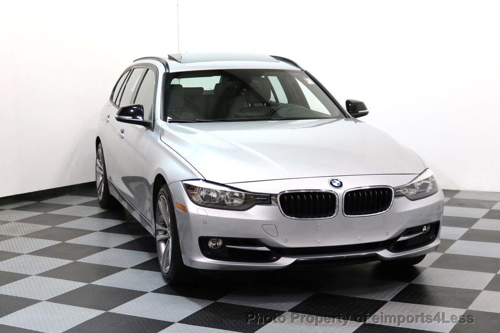2014 BMW 3 Series CERTIFIED 328i xDRIVE Sport Line AWD CAMERA NAVIGATION - 17365427 - 28