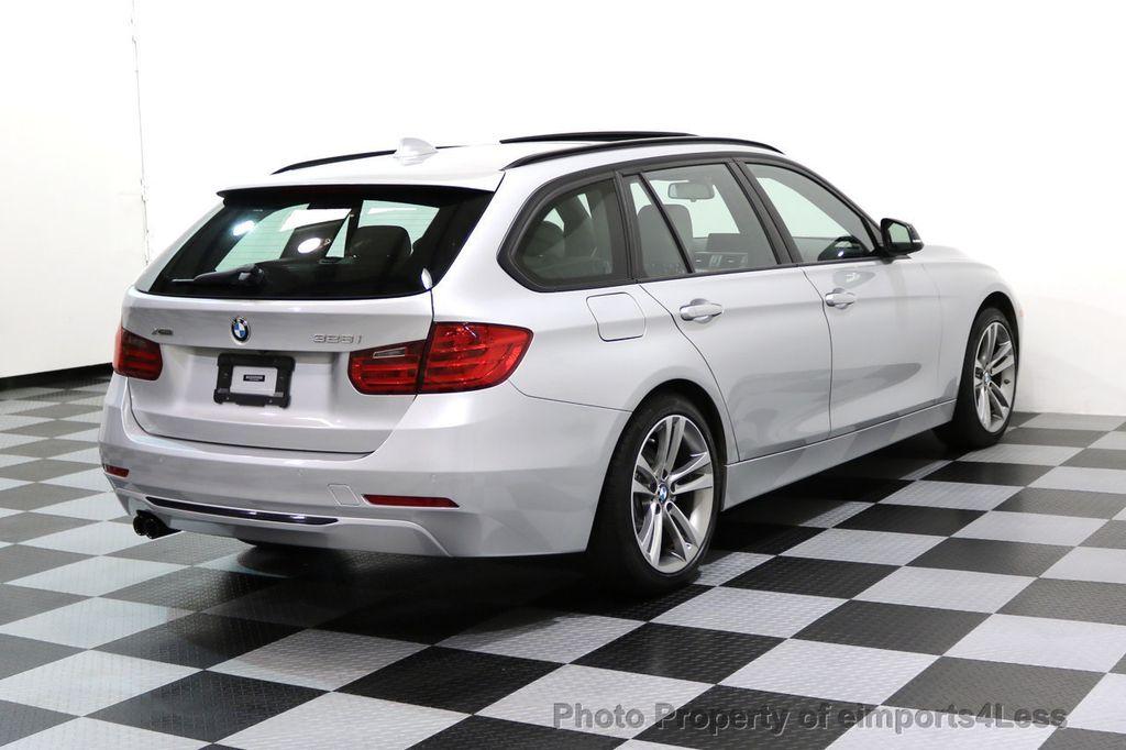 2014 BMW 3 Series CERTIFIED 328i xDRIVE Sport Line AWD CAMERA NAVIGATION - 17365427 - 31