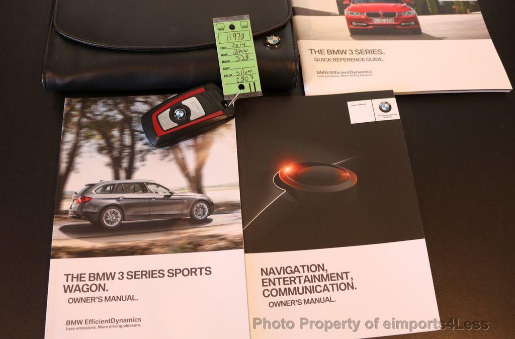 2014 BMW 3 Series CERTIFIED 328i xDRIVE Sport Line AWD CAMERA NAVIGATION - 17365427 - 35