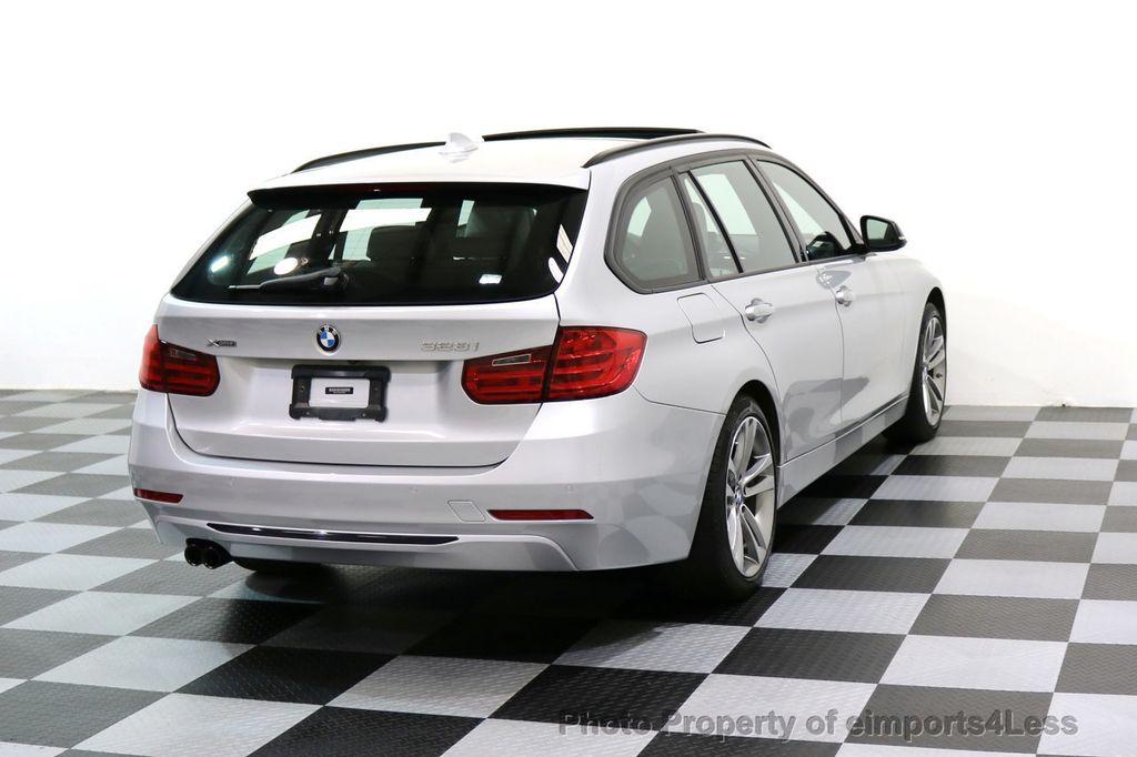 2014 BMW 3 Series CERTIFIED 328i xDRIVE Sport Line AWD CAMERA NAVIGATION - 17365427 - 3