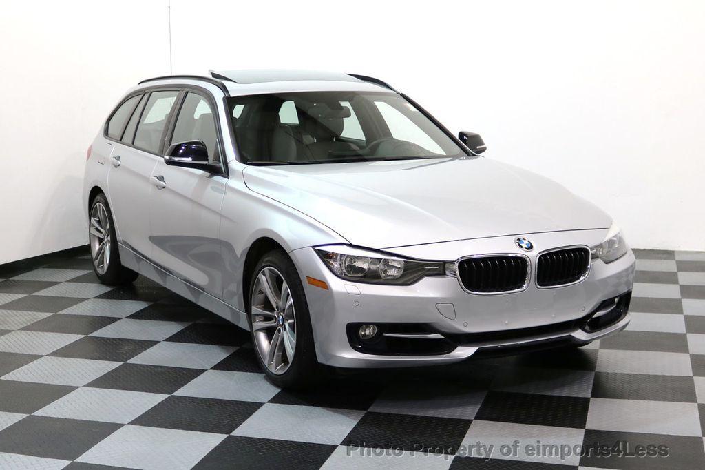 2014 BMW 3 Series CERTIFIED 328i xDRIVE Sport Line AWD CAMERA NAVIGATION - 17365427 - 40