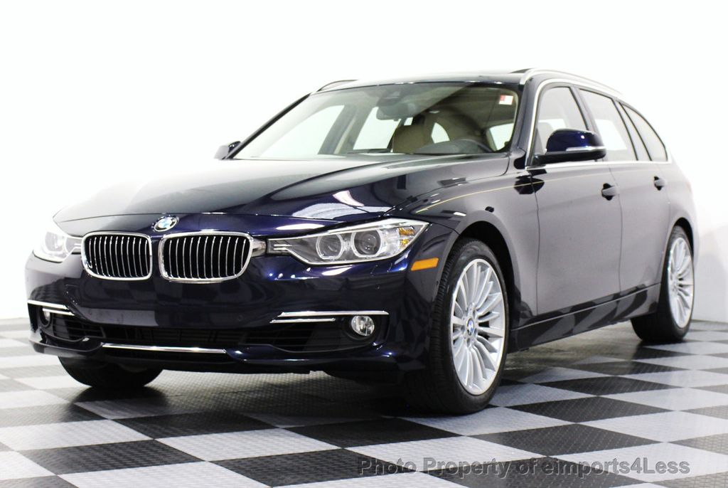 2014 Used Bmw 3 Series Certified 328xit Xdrive Awd Wagon Luxury Line Navigation At Eimports4less